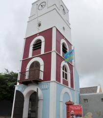 Aruba historic museum tower