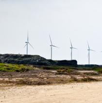 Windmill in Aruba