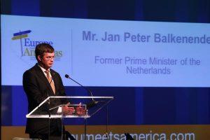 Mr. Balkenende, Former Prime Minister of the Netherlands