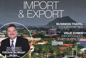 Import & Export Aruba Financieel Dagblad
