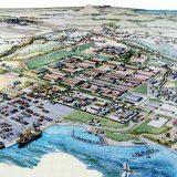 Barcadera port Aruba