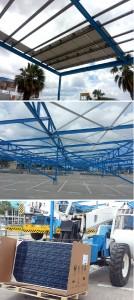 Solar Panels Airport Aruba