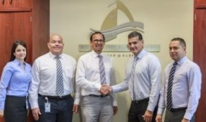 MOU Aruba Ports Authority and Curacao Ports Authority
