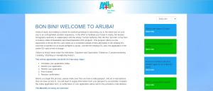 Online ED card Aruba