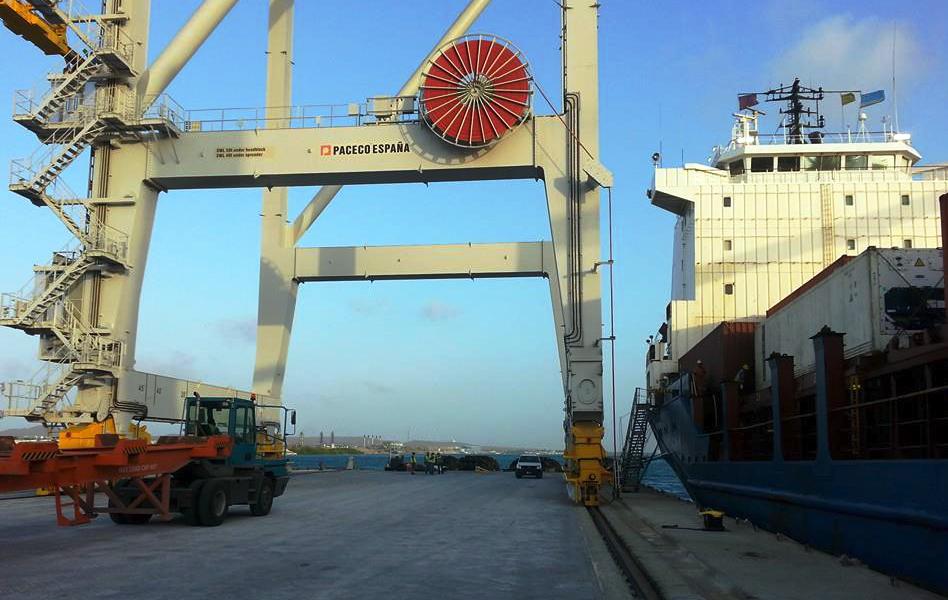 Port Barcadera